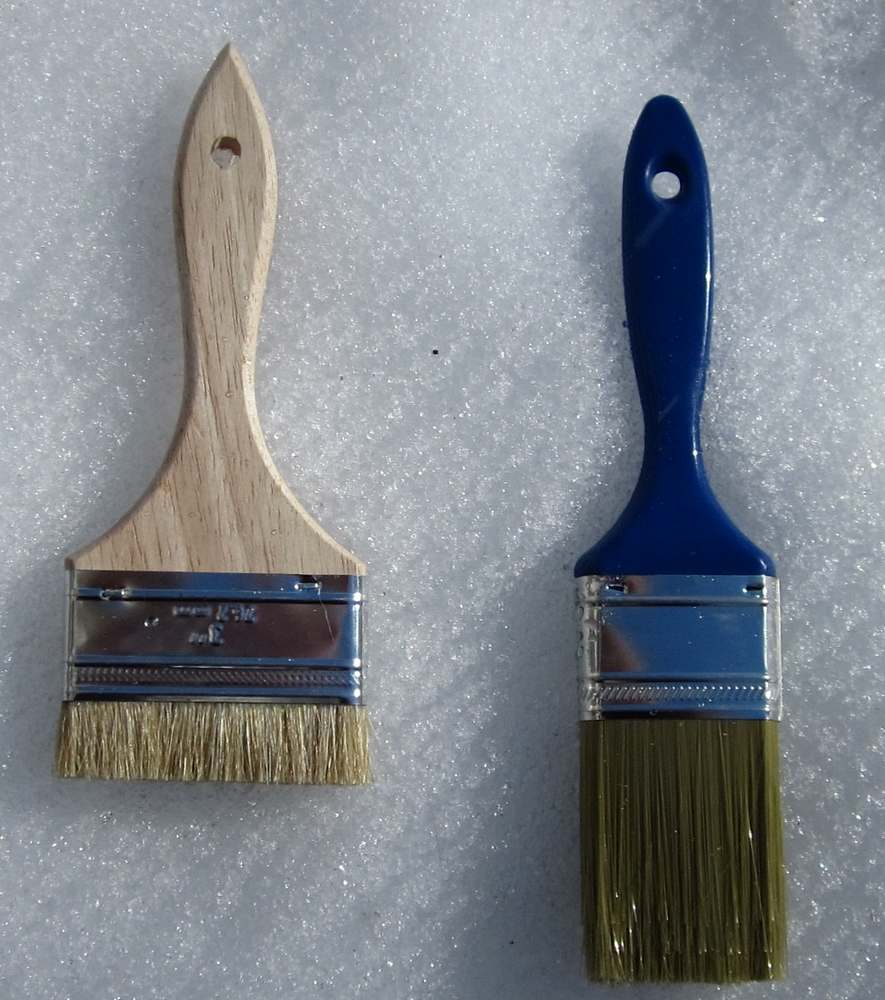 epoxy paint brush